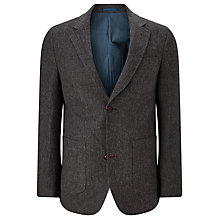 Buy John Lewis Herringbone Wool Blazer Online at johnlewis.com