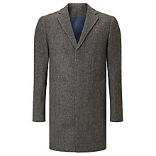 Buy John Lewis Donegal Wool-Blend Overcoat Online at johnlewis.com