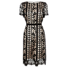 Buy Coast Gressia Lace Dress, Mono Online at johnlewis.com