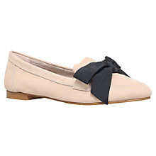Buy KG by Kurt Geiger Kentish Bow Loafers Online at johnlewis.com