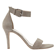 Buy Mint Velvet Abigail High Stiletto Heeled Sandals Online at johnlewis.com