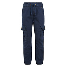 Buy John Lewis Boys' Cargo Trousers Online at johnlewis.com