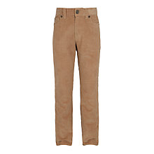 Buy John Lewis Boys' Cord Trousers Online at johnlewis.com