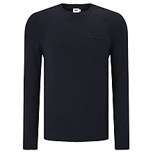 Buy Kin by John Lewis Wool Blend Pocket Jumper Online at johnlewis.com