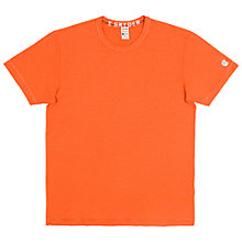 Buy Champion + Todd Snyder Basic Slub Cotton Crew Neck T-Shirt Online at johnlewis.com
