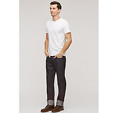 Buy Jigsaw Selvedge Jeans, Denim Online at johnlewis.com