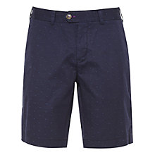 Buy Ted Baker Funtess Spotted Chino Shorts Online at johnlewis.com