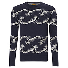 Buy BOSS Orange Weatherbee Sweater Online at johnlewis.com