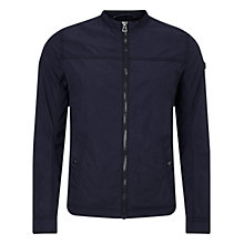 Buy BOSS Orange Olemmy Jacket, Dark Blue Online at johnlewis.com