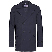 Buy Tommy Hilfiger Alonzo Peacoat, Midnight Online at johnlewis.com