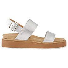 Buy Whistles Firth Flatform Sandals Online at johnlewis.com