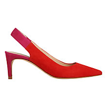 Buy L.K. Bennett Anni Sling Back Court Shoes Online at johnlewis.com