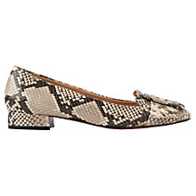 Buy Whistles Harris Square Toe Loafers Online at johnlewis.com