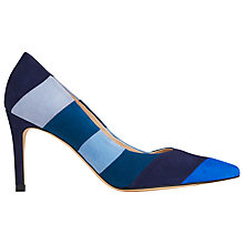 Buy L.K. Bennett Avie Pointed Toe Court Shoes Online at johnlewis.com