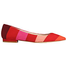 Buy L.K. Bennett Anika Pointed Toe Pumps Online at johnlewis.com
