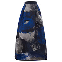 Buy Coast Limited Edition Emrie Skirt, Black/Blue Online at johnlewis.com