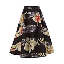 Buy Coast Palma Print Skirt, Multi Online at johnlewis.com