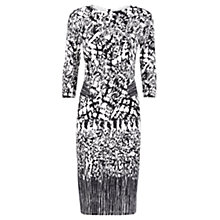 Buy Fenn Wright Manson Cezanne Dress, Black/White Online at johnlewis.com