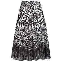 Buy Fenn Wright Manson Hogarth Skirt, Black/White Online at johnlewis.com
