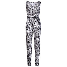 Buy Damsel in a dress Carrava Jumpsuit, Grey Online at johnlewis.com