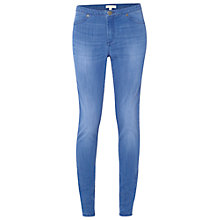 Buy White Stuff Trudi Jegging Jeans, Bright Blue Online at johnlewis.com