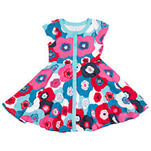 Buy Polarn O. Pyret Children's Floral Print Dress Online at johnlewis.com