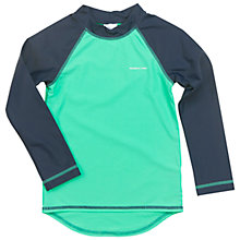 Buy Polarn O. Pyret Children's UV Swim Top Online at johnlewis.com