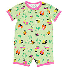 Buy Polarn O. Pyret Baby Garden Romper Pyjamas Online at johnlewis.com