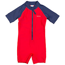 Buy Polarn O. Pyret Children's UV Swimsuit Online at johnlewis.com