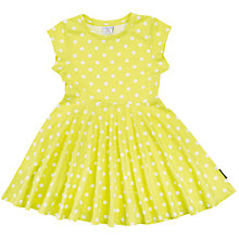 Buy Polarn O. Pyret Children's Polka Dot Dress Online at johnlewis.com