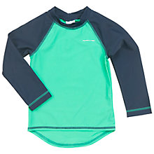Buy Polarn O. Pyret Baby UV Swim Top Online at johnlewis.com