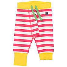 Buy Polarn O. Pyret Baby Stripe Trousers Online at johnlewis.com