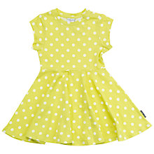 Buy Polarn O. Pyret Baby Polka Dot Dress Online at johnlewis.com