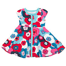 Buy Polarn O. Pyret Baby Floral Print Dress Online at johnlewis.com