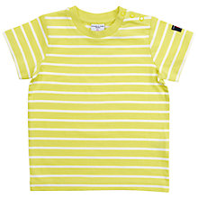 Buy Polarn O. Pyret Baby Striped T-Shirt Online at johnlewis.com
