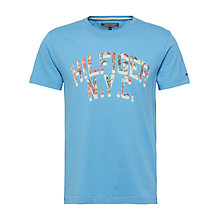 Buy Tommy Hilfiger Felix NYC T-shirt, Blithe Online at johnlewis.com