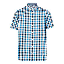Buy Tommy Hilfiger Eddy Short Sleeve Shirt, Blue Online at johnlewis.com