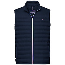 Buy Tommy Hilfiger Down Gilet Online at johnlewis.com