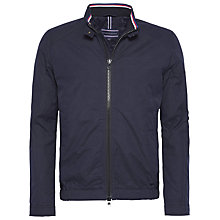 Buy Tommy Hilfiger Pieter Padded Bomber Jacket, Midnight Online at johnlewis.com