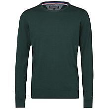 Buy Tommy Hilfiger Prime Cotton Crew Neck Jumper Online at johnlewis.com