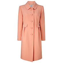Buy Windsmoor by Paul Costelloe Goodwood Coat, Coral Online at johnlewis.com