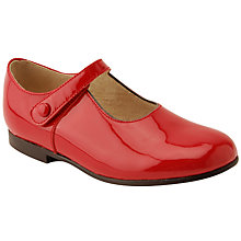 Buy Start-rite Children's Diana Mary-Jane Shoes, Red Patent Online at johnlewis.com