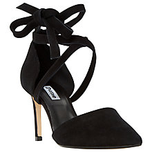 Buy Dune Cameren Pointed Toe Tie Up Court Shoes Online at johnlewis.com