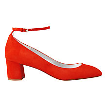 Buy Whistles Ness Block Heeled Mary Jane Shoes Online at johnlewis.com