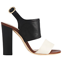 Buy L.K. Bennett Livi Block Heeled Sandals Online at johnlewis.com