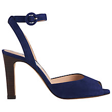 Buy L.K. Bennett Sansa Block Heeled Sandals Online at johnlewis.com