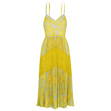 Buy Whistles Iris Lace Dress, Multicolour Online at johnlewis.com