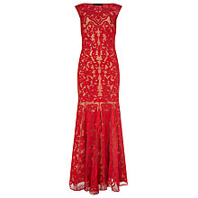 Buy Phase Eight Collection 8 Phoenix Maxi Dress, Scarlet Online at johnlewis.com
