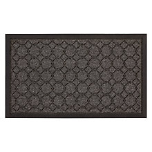 Buy John Lewis Fretwork Doormat, Grey Online at johnlewis.com