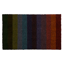 Buy John Lewis Multistripe Doormat Online at johnlewis.com